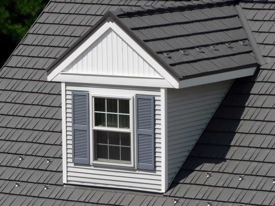 Photo gallery metal solutions inc indianapolis in for Rustic roof