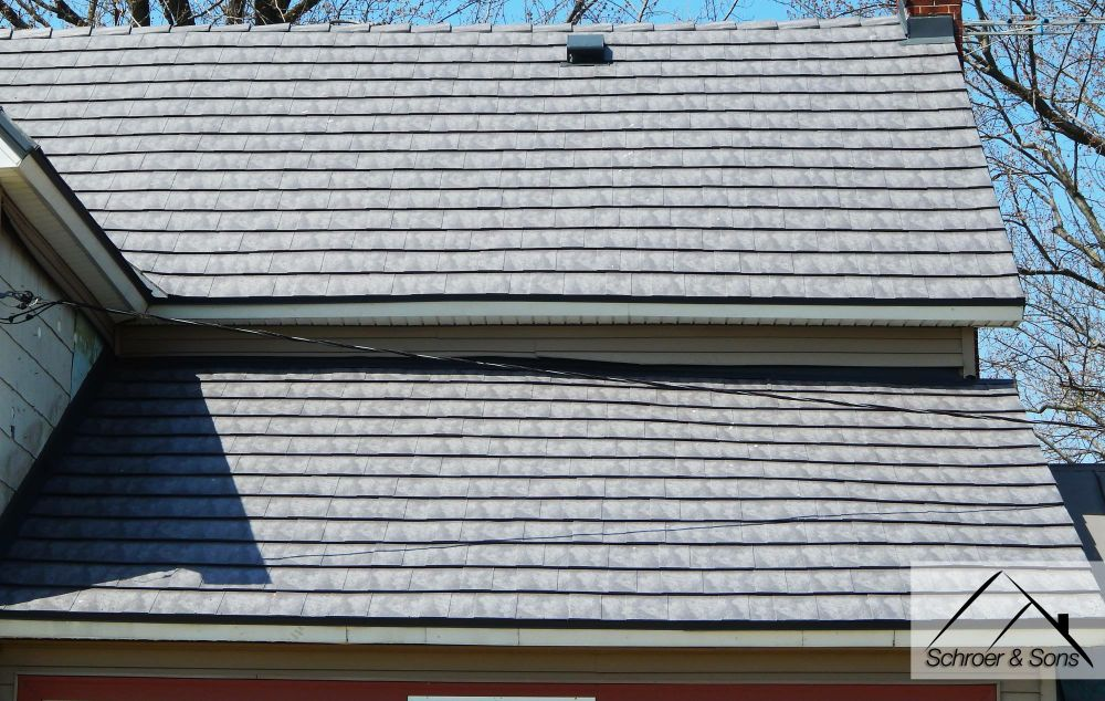Slate rock oxford metal solutions inc indianapolis in for Slate roof covering