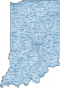 indiana roofing service area